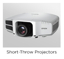 New, Used and Rental Projectors for the Theatre Stage!